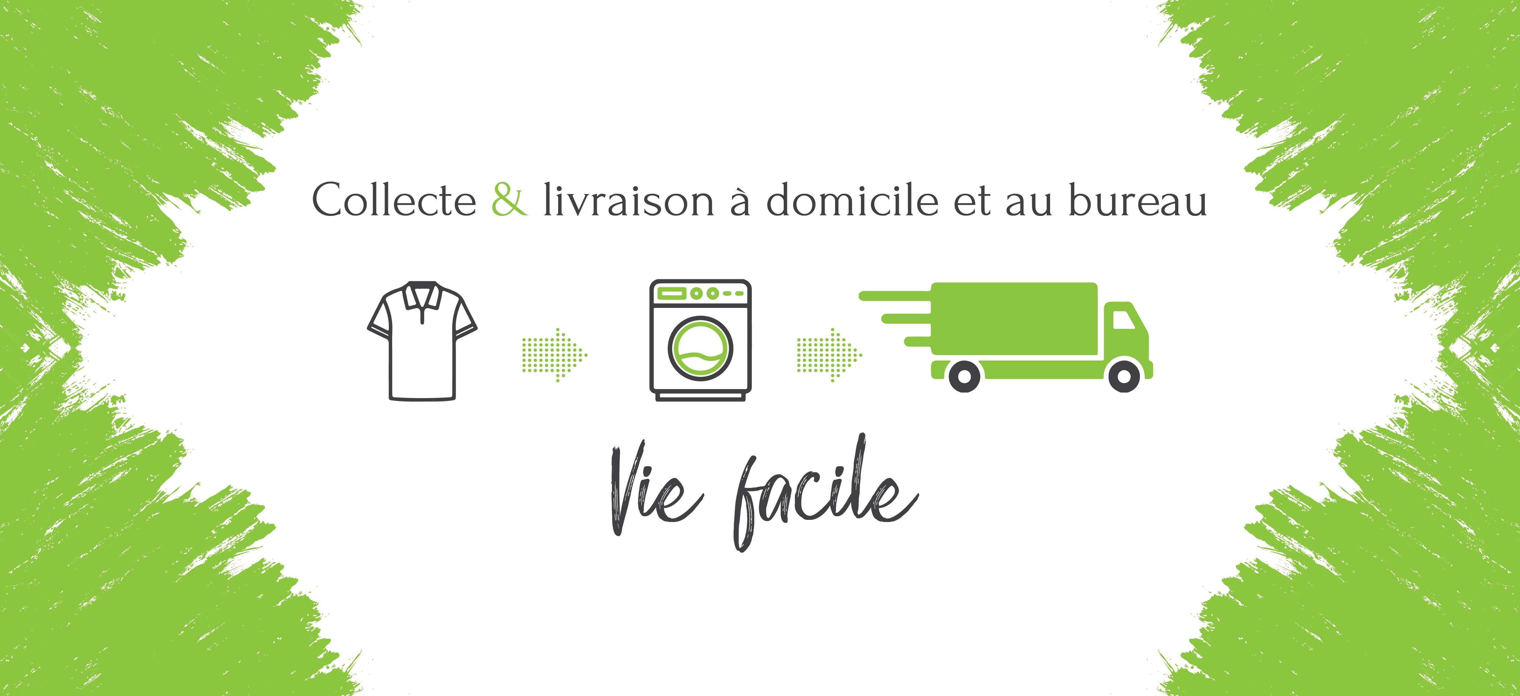 vie facile livraison pressing laverie the laundry day pressing écologique tanger maroc