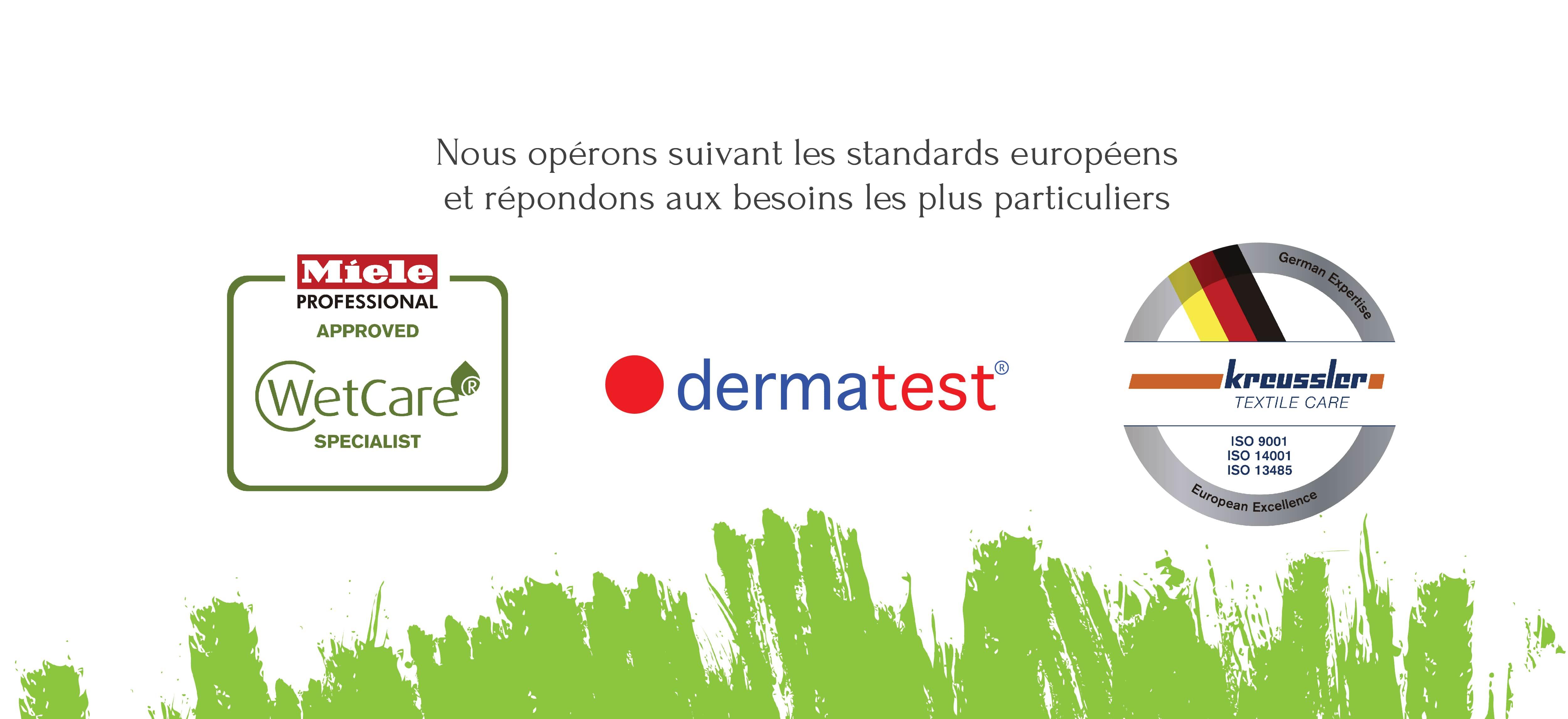 labels qualité textiles dermatologie the laundry day pressing écologique tanger maroc