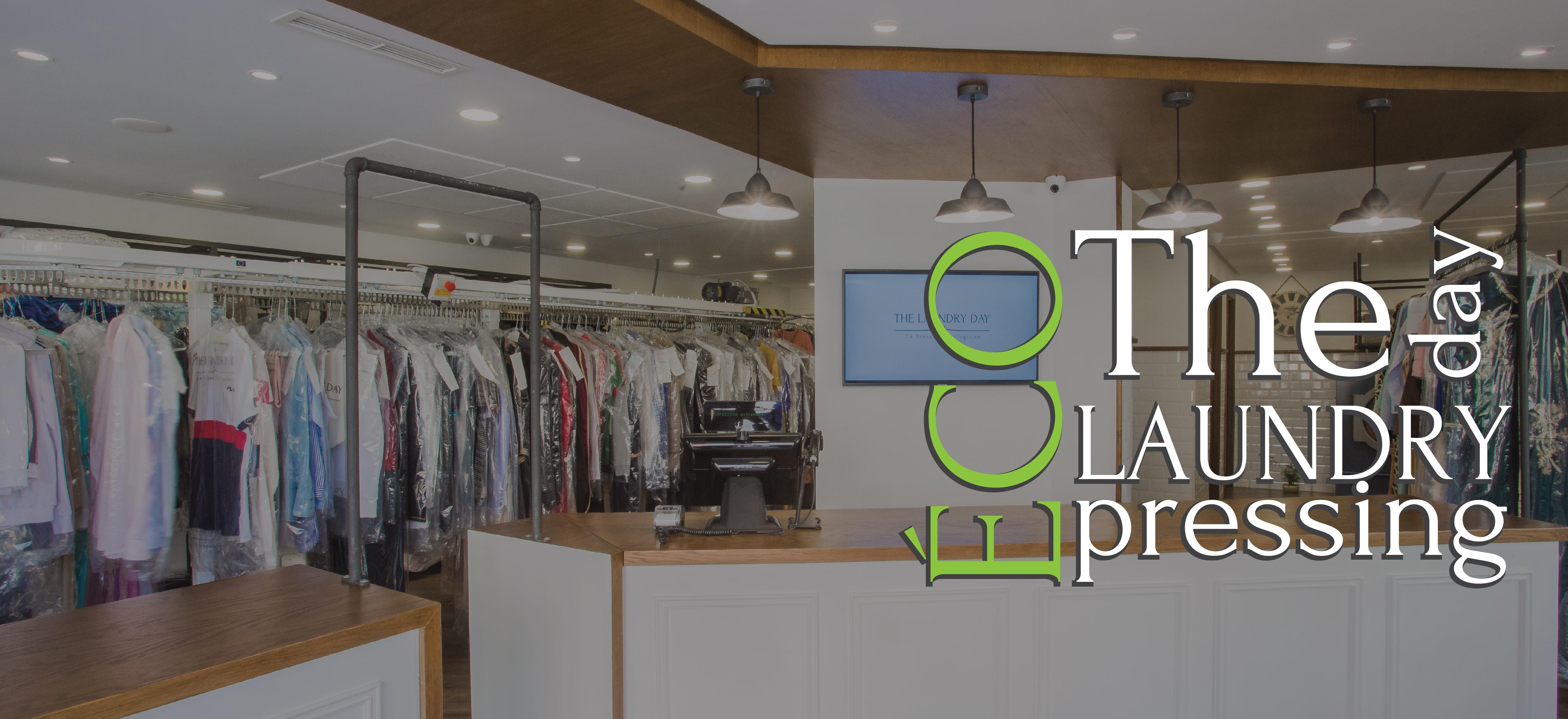 concept boutique magasin the laundry day pressing écologique tanger maroc